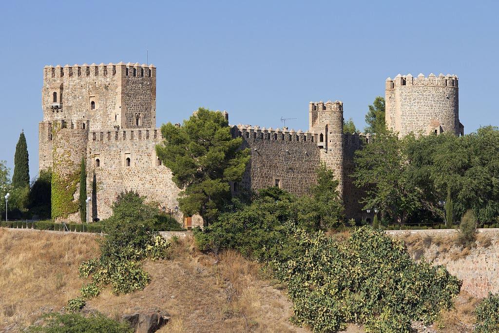 Castillos en Toledo