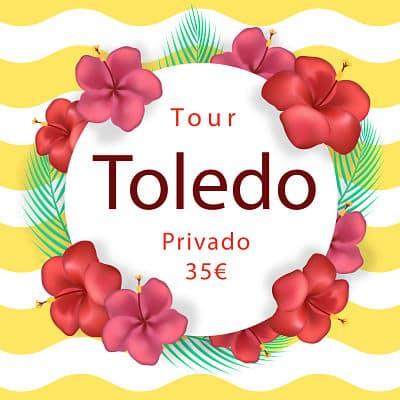 Oferta tour toledo
