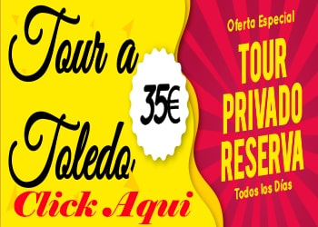 excursion a toledo privada