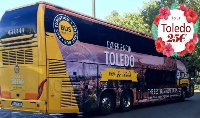 tour toledo bus