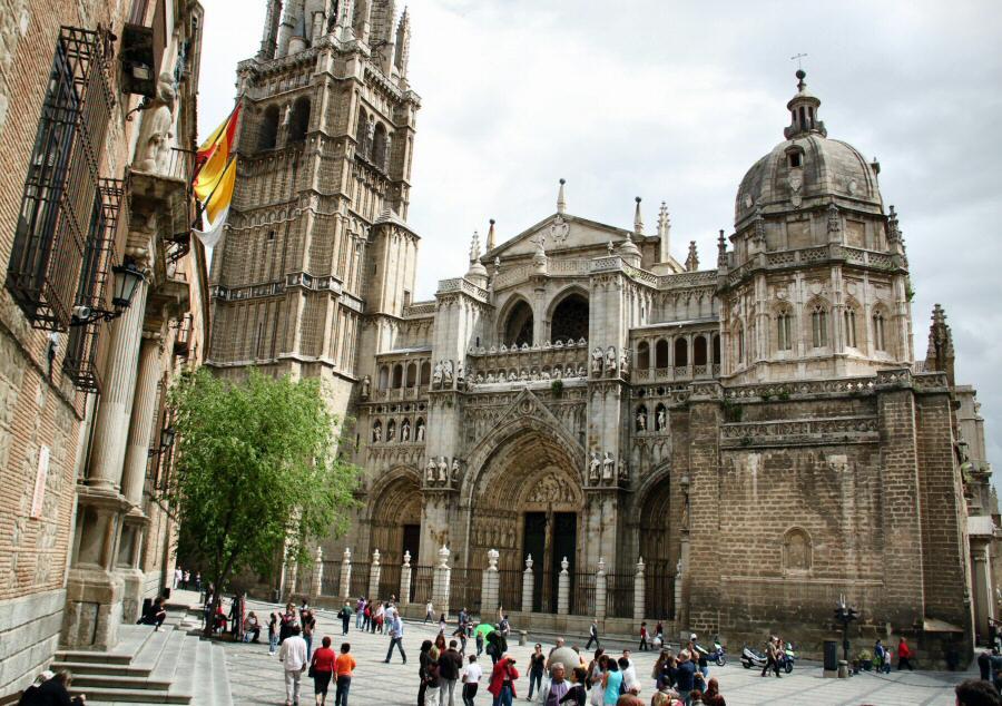 Iglesias de Toledo Catedral