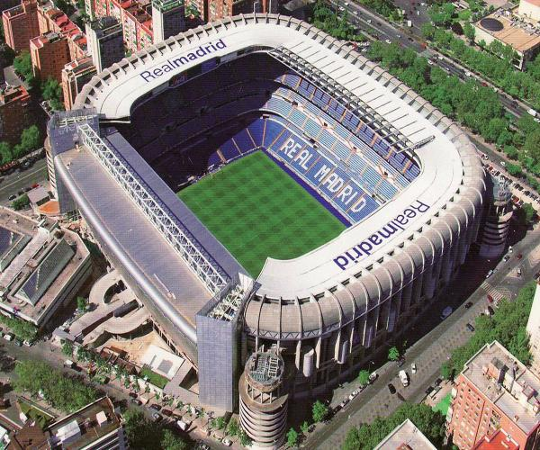 estadios de madrid