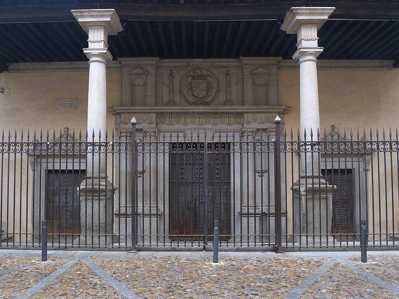 Monasterio de clausura en Toledo