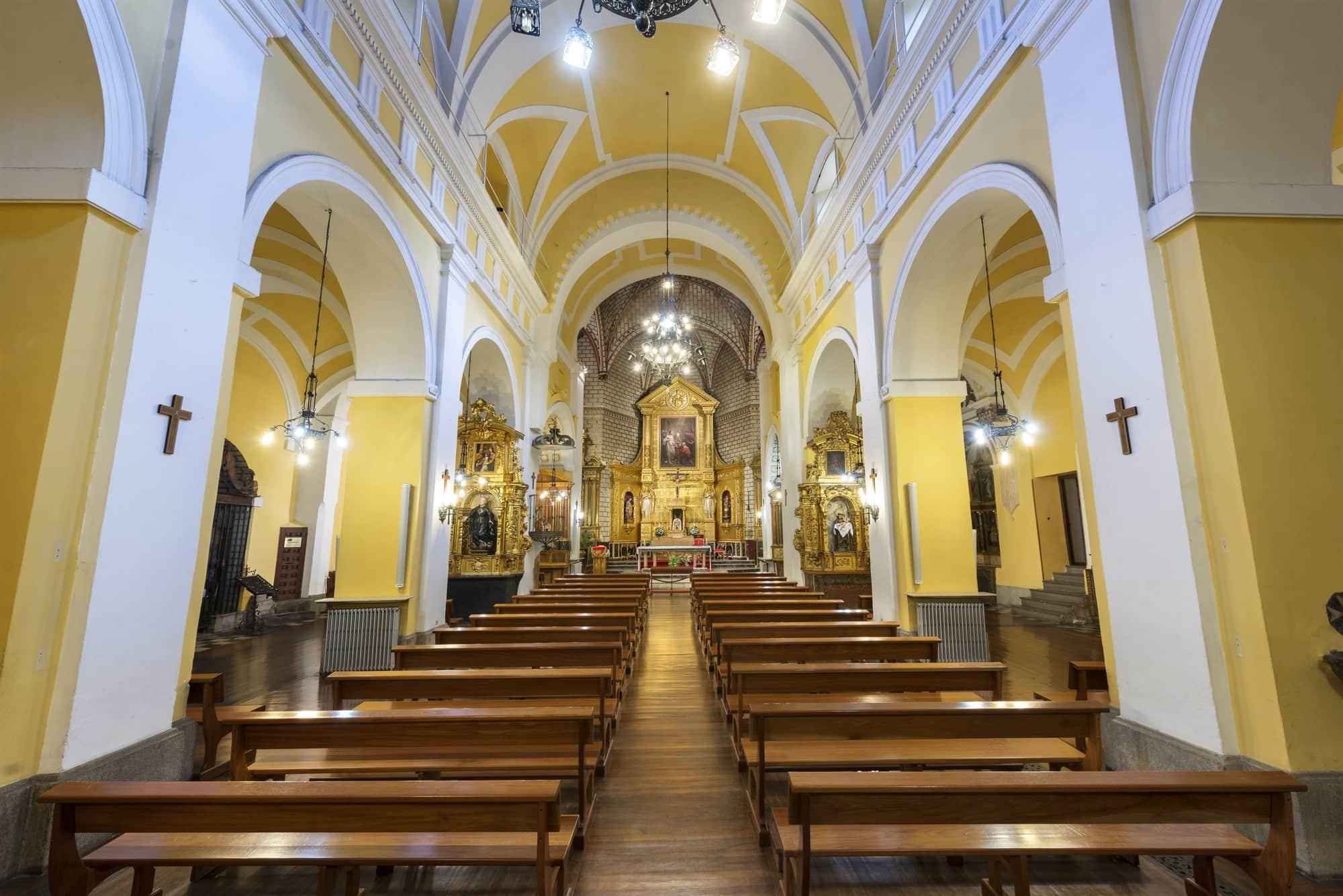 iglesias y monumentos de toledo