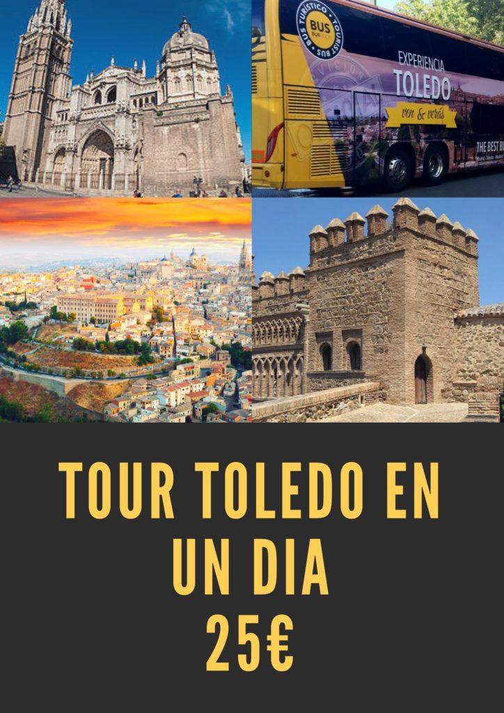 madrid toledo tour