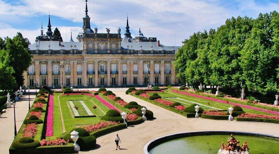 palacio de la granja tour