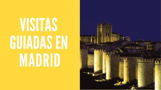 Paseos Guiados en Madrid
