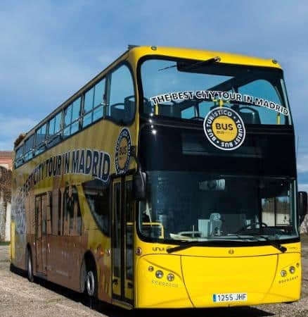 Busvision buses