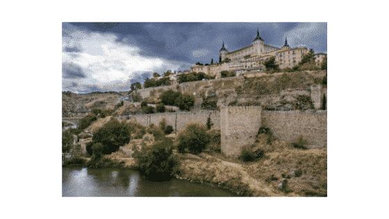 Ilustracion de Toledo