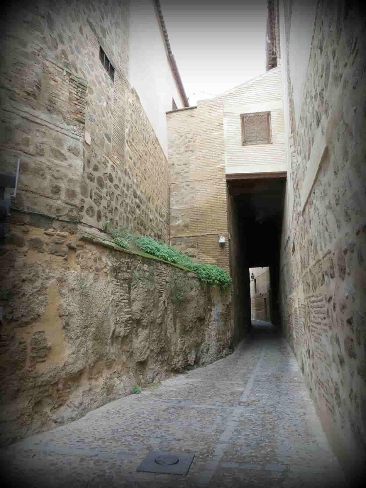 los cobertizos de Toledo