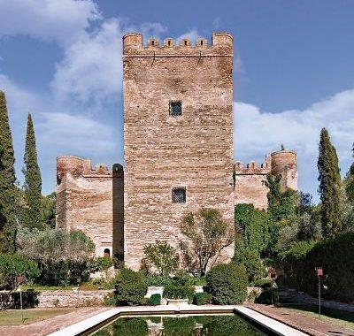 castillo de batres